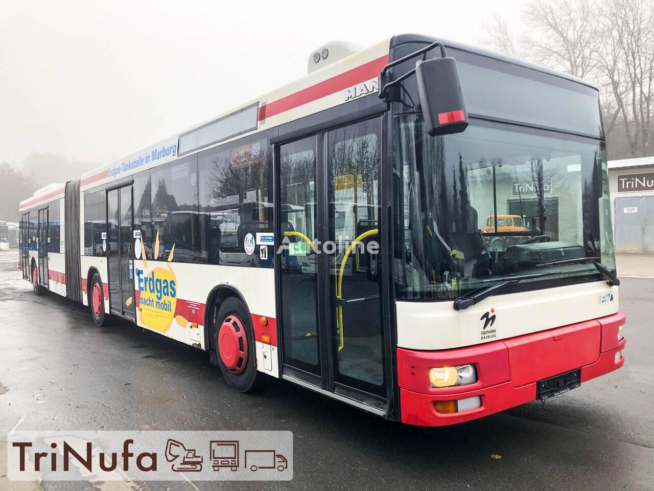MAN A 23   Klima   Retarder   4 Türen   csuklós busz