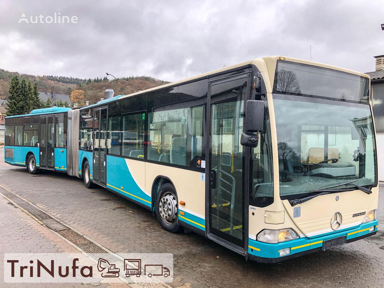 MERCEDES-BENZ O 530 G - Citaro Ü   Retarder   Euro 3   Tempomat   csuklós busz