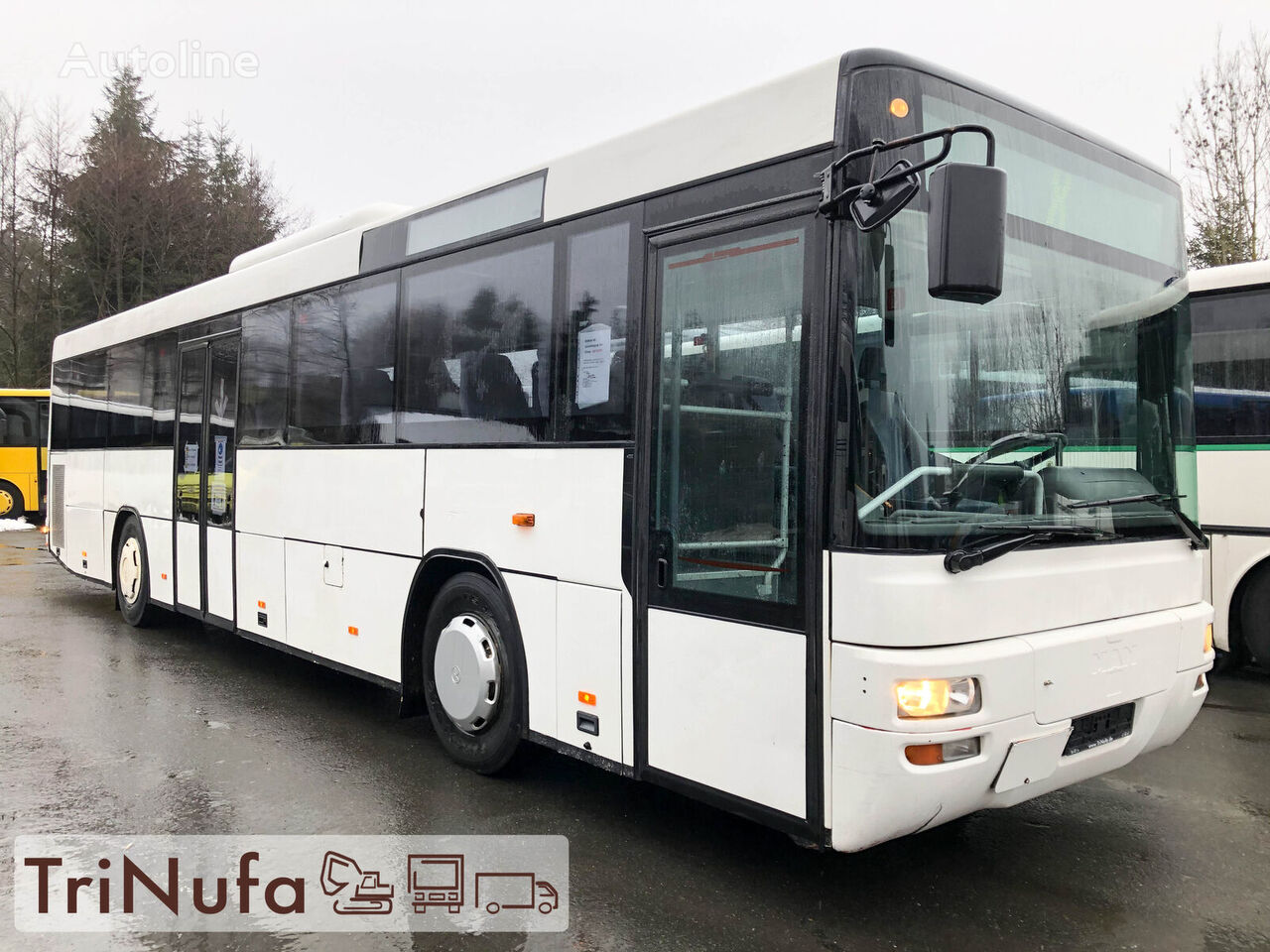 MAN A 72 | Euro 3 | Klima | Schaltgtr. | Retarder |   távolsági busz