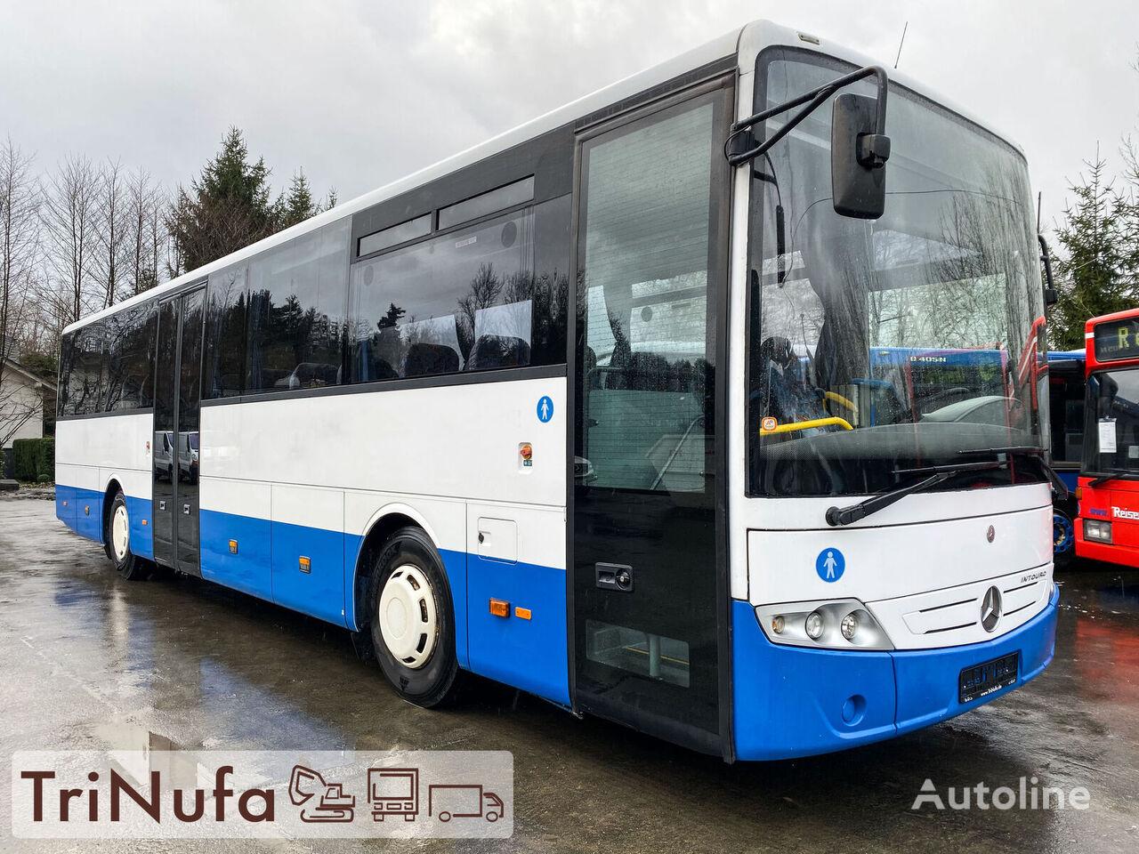 MERCEDES-BENZ Intouro   org. KM   Schaltgetriebe   Euro 5    távolsági busz