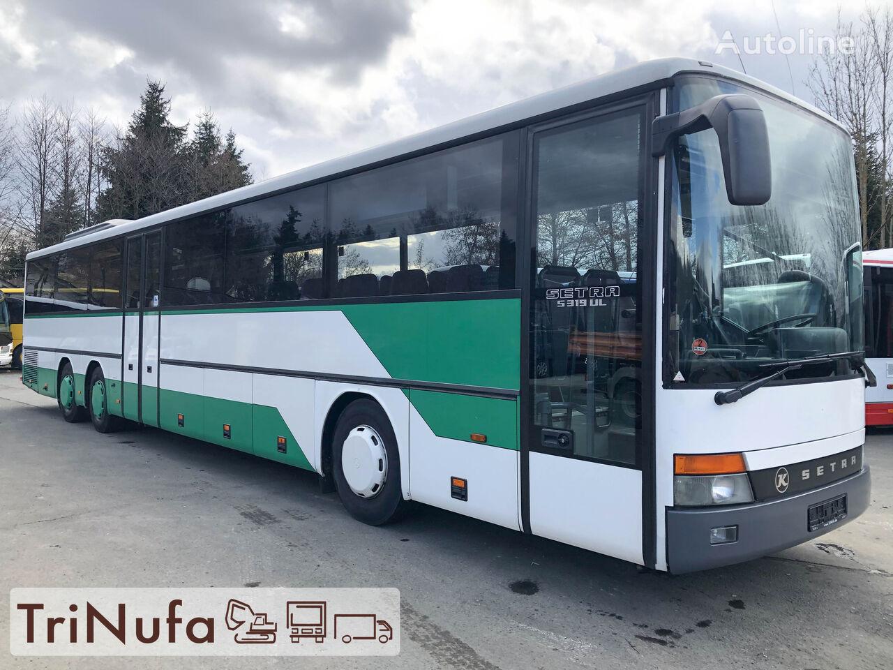 SETRA S 319 UL  távolsági busz