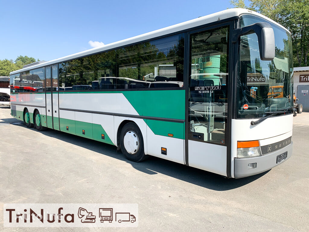 SETRA S 319 UL | Klima | Schaltgtr. | Retarder |  turistabusz