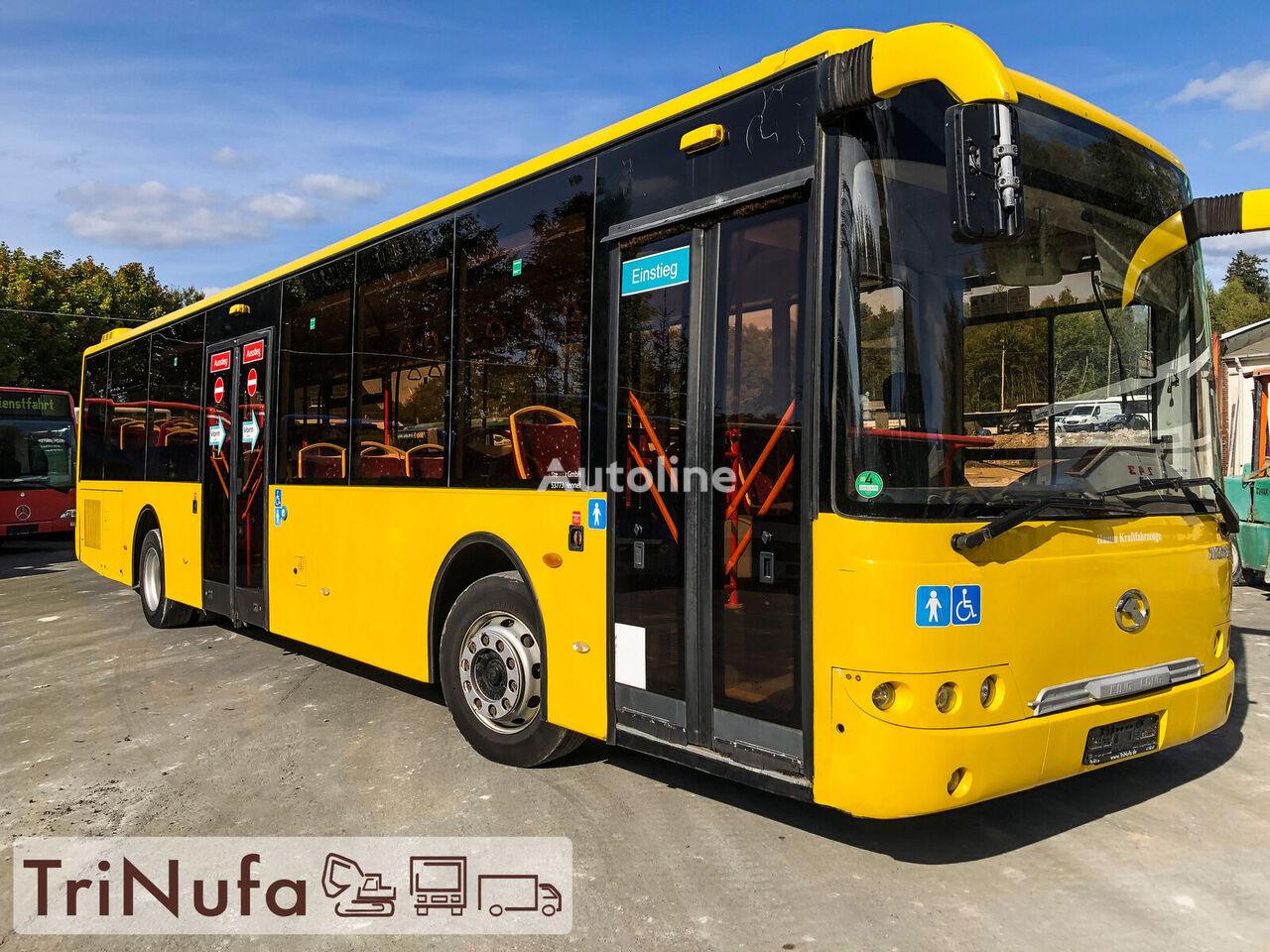 KING LONG XMQ 6121 G | 151.652 org. KM | Klima | Retarder | városi busz