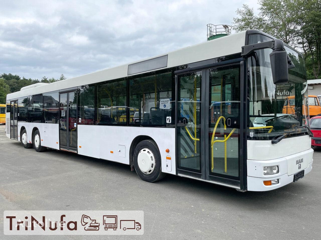 MAN A 26   Retarder   Rampe   Automatik    Org. KM      városi busz