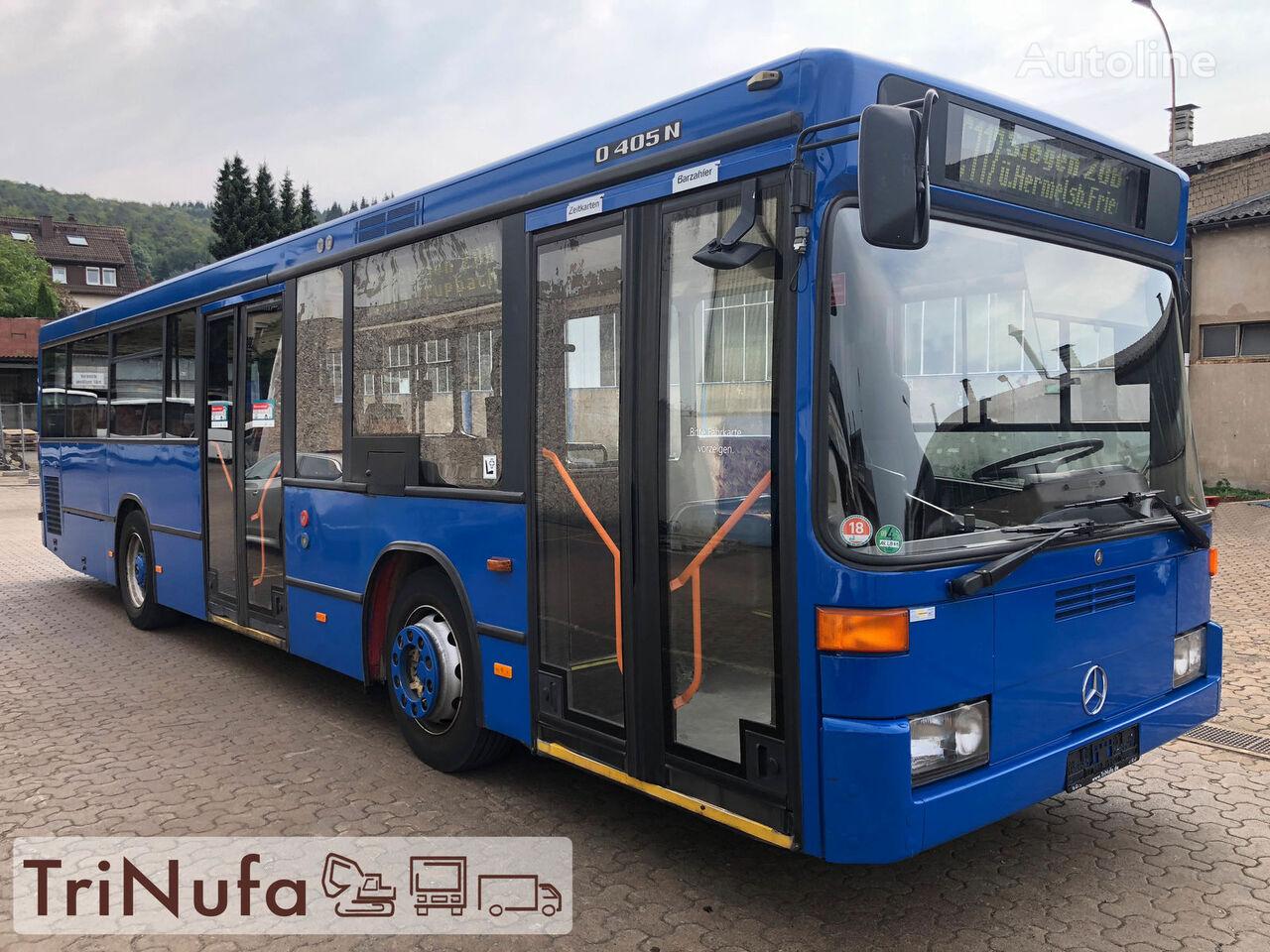 MERCEDES-BENZ O 405 N K F   Länge: 10,5 m   Höhe 2,71 m   Euro 4   városi busz