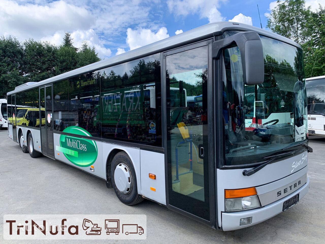 SETRA S 319 NF   Retarder   Klima   3 Türen   városi busz
