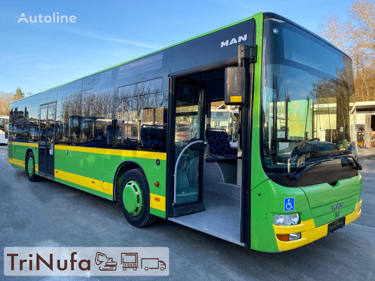 MAN A 21 | Automatik | 1. Hand |  városi busz